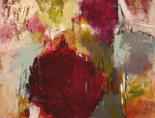 Abstrakt – 100 x 80 cm