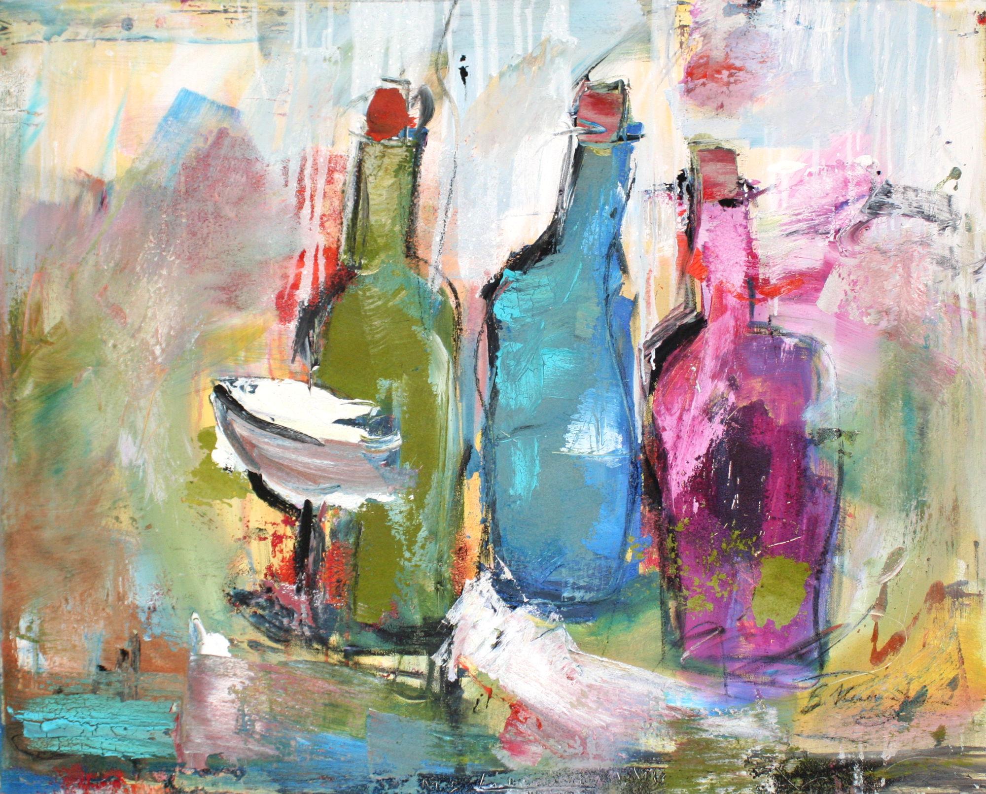 Gläser und Flaschen 2