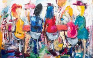 Die Künstlerinnen 180 x 115