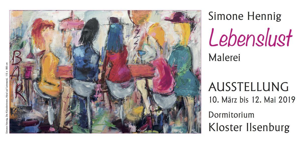 Einladung Vernissage Simone Hennig Kloster Ilsenburg_s1
